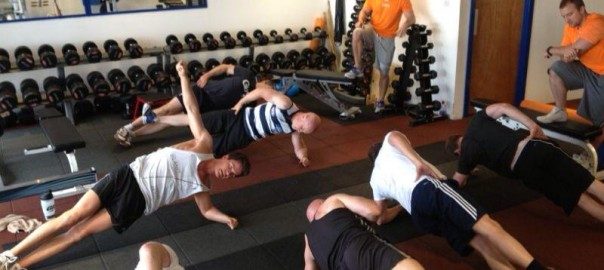 mens fitness group