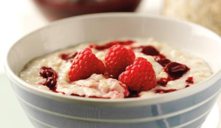 fruit porridge